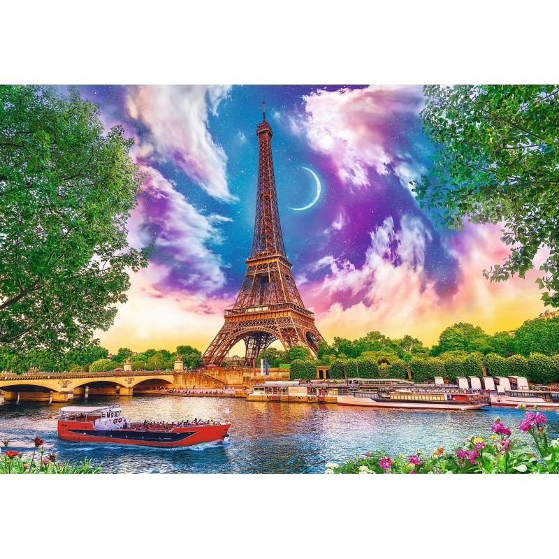 Рисуване по номера - Фантазията на Париж